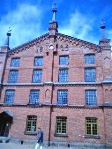 ユネスコ世界遺産ベルラ(Verla)製紙工場跡